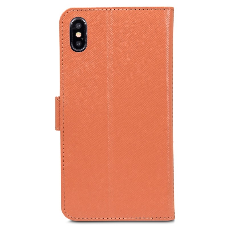 Dbramante1928 Milano iPhone XS Max Hoesje Rusty Rose 02