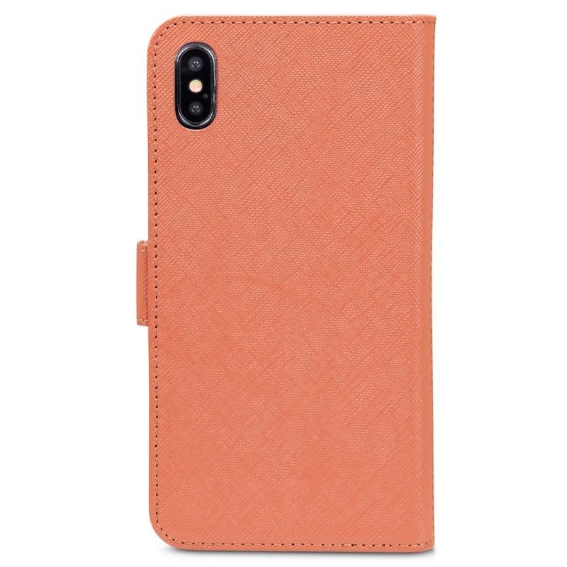 Dbramante New York iPhone XR Mode. Hoesje Rusty Rose 02