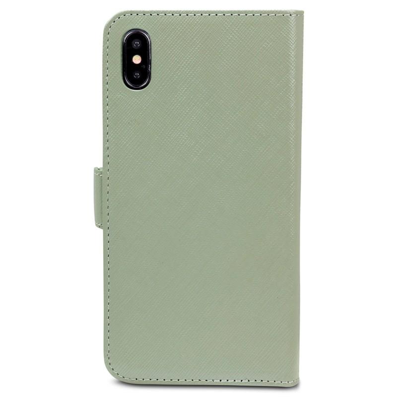 Dbramante1928 New York iPhone XS Max Hoesje Olijfgroen 02