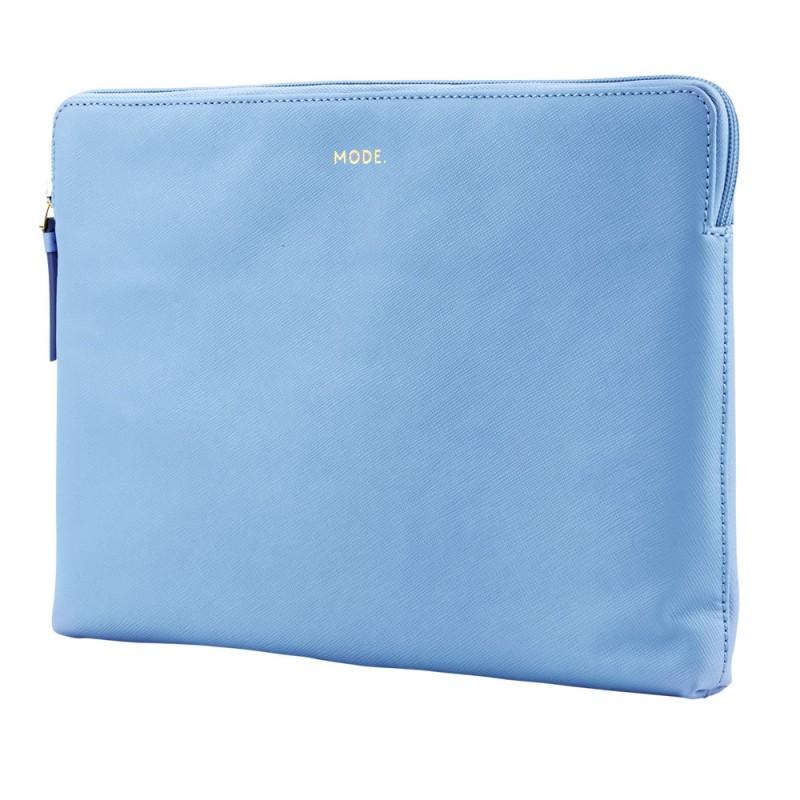 dbramante1928 Paris Sleeve MacBook Pro 13 inch / Air 2018 Forever Blue - 1