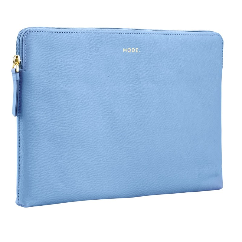 dbramante1928 Paris Sleeve MacBook Pro 13 inch / Air 2018 Forever Blue - 2