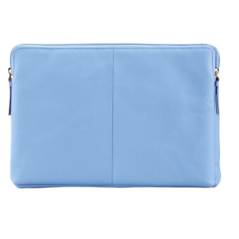 dbramante1928 Paris Sleeve MacBook Pro 13 inch / Air 2018 Forever Blue - 4