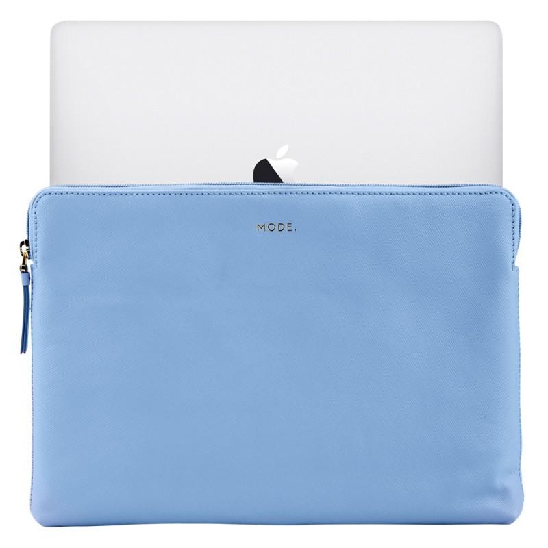 dbramante1928 Paris Sleeve MacBook Pro 13 inch / Air 2018 Forever Blue - 5