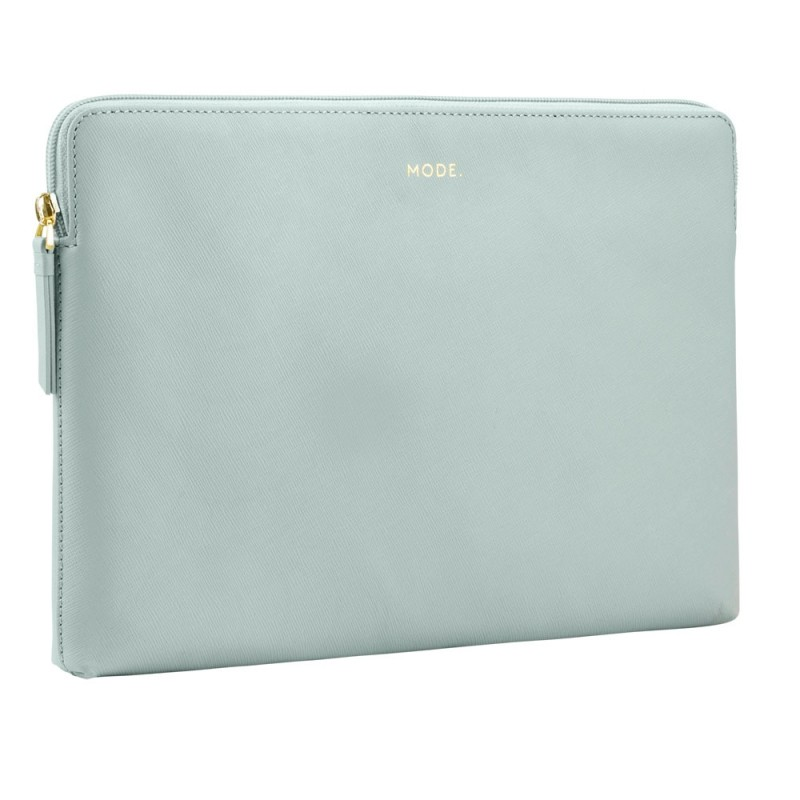 dbramante1928 Paris MacBook Air 13 inch Sleeve Misty Mint - 2