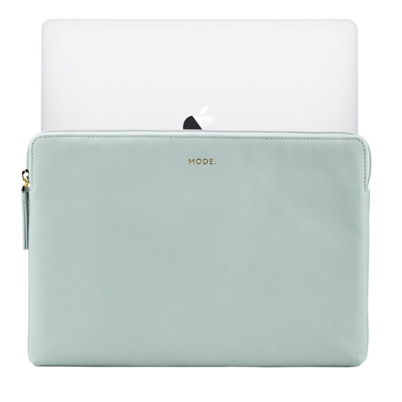 dbramante1928 Paris MacBook Air 13 inch Sleeve Misty Mint - 5