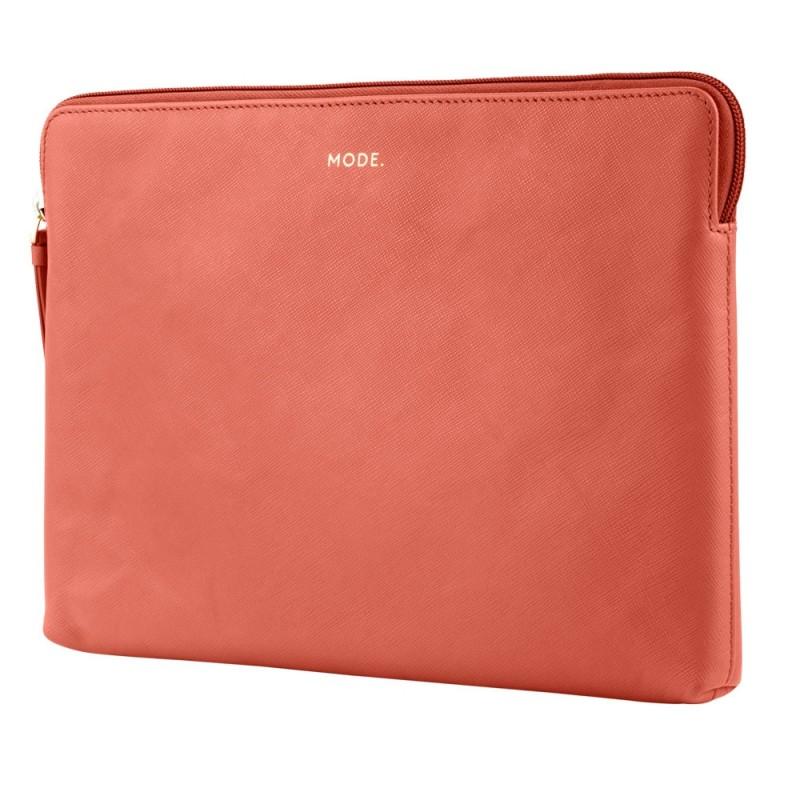 dbramante1928 Paris Sleeve MacBook Pro 13 inch / Air 2018 Rusty Rose - 1