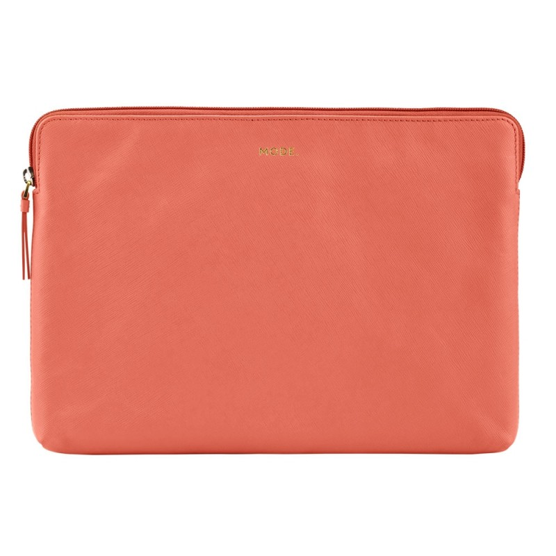 dbramante1928 Paris Sleeve MacBook Pro 13 inch / Air 2018 Rusty Rose - 3