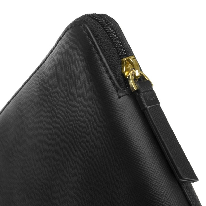 dbramante1928 Paris Sleeve MacBook Pro 13 inch / Air 2018 Midnight Black - 6