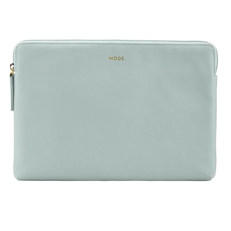 dbramante1928 Paris Sleeve MacBook Pro 13 inch / Air 2018 Misty Mint - 3