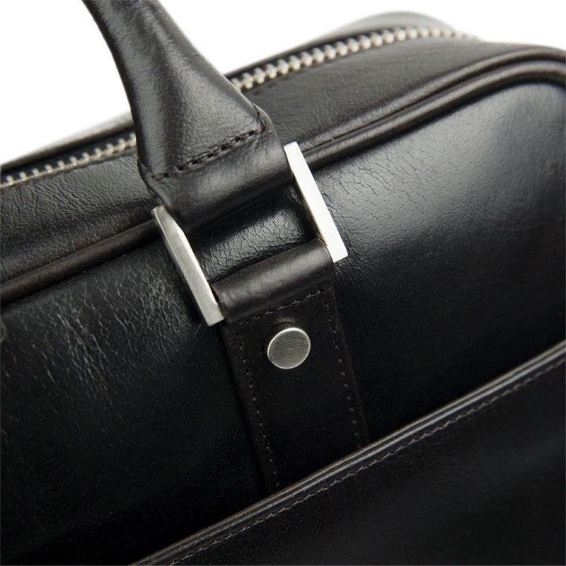 Dbramante1928 Rosenborg 16 inch Lederen Laptoptas Dark Brown - 5