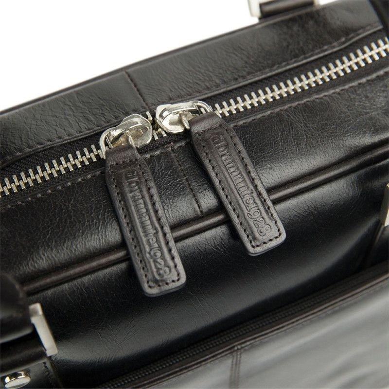 Dbramante1928 Rosenborg 16 inch Lederen Laptoptas Dark Brown - 6