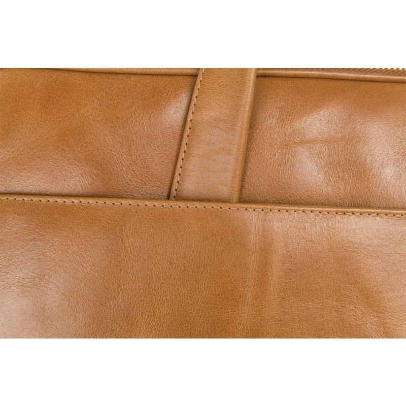 Dbramante1928 Silkeborg Lederen Laptoptas 13 inch Tan - 7