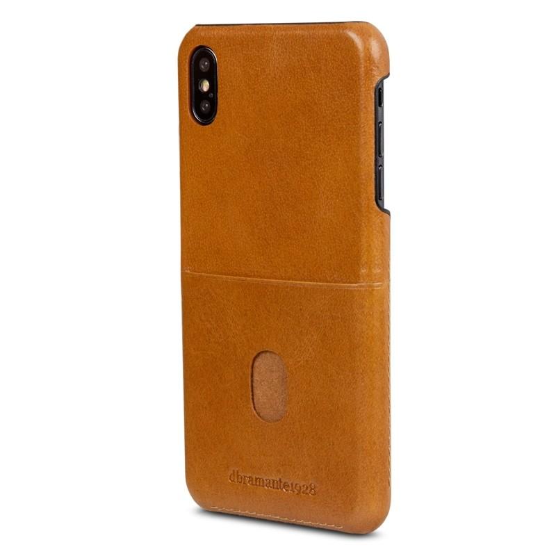 Dbramante1928 Tune CC iPhone XS Max Hoesje Tan Bruin 08