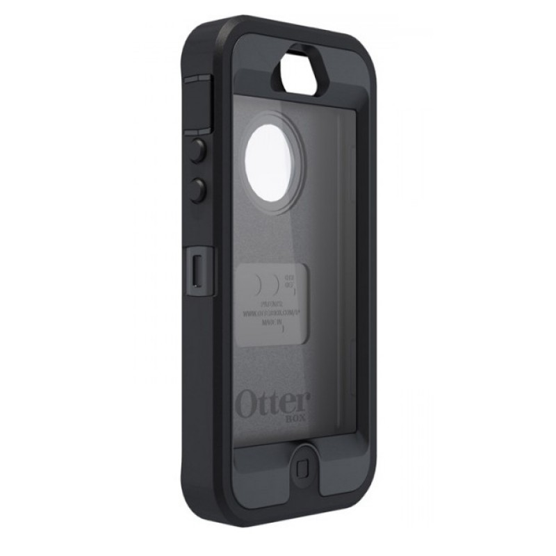 OtterBox Defender iPhone 5/5S Black - 6