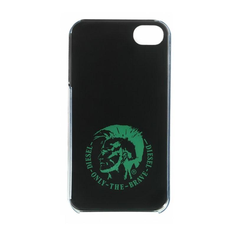 Diesel Snap Case Logo iPhone 4(S) Blue - 2