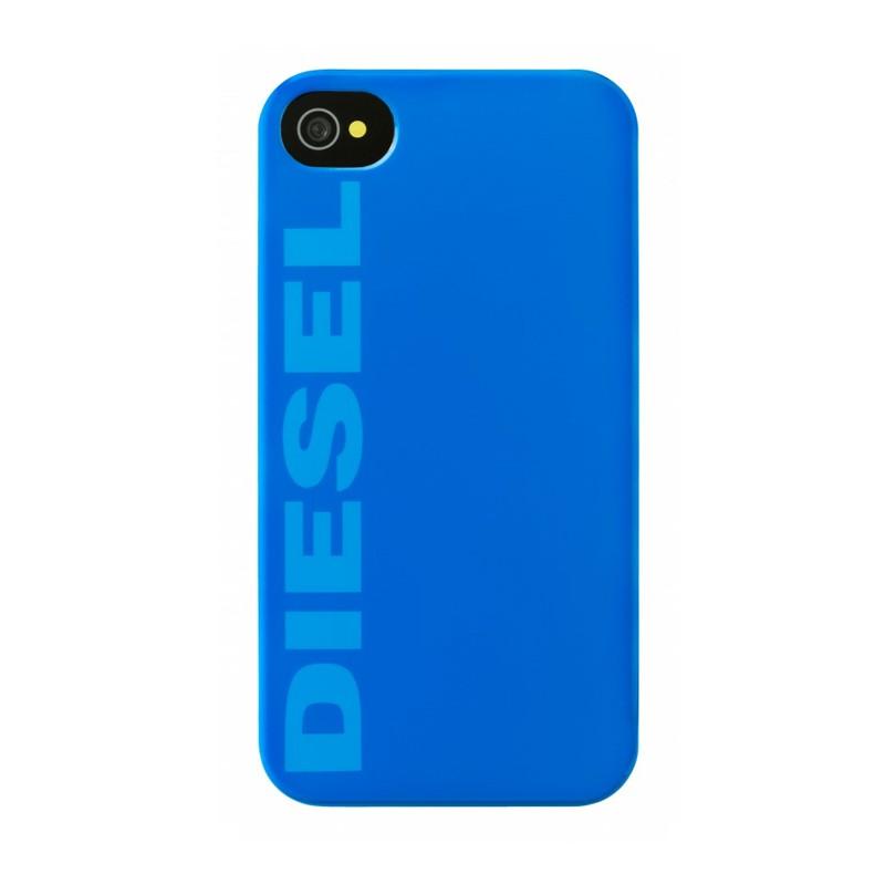 Diesel Snap Case Logo iPhone 4(S) Blue - 1