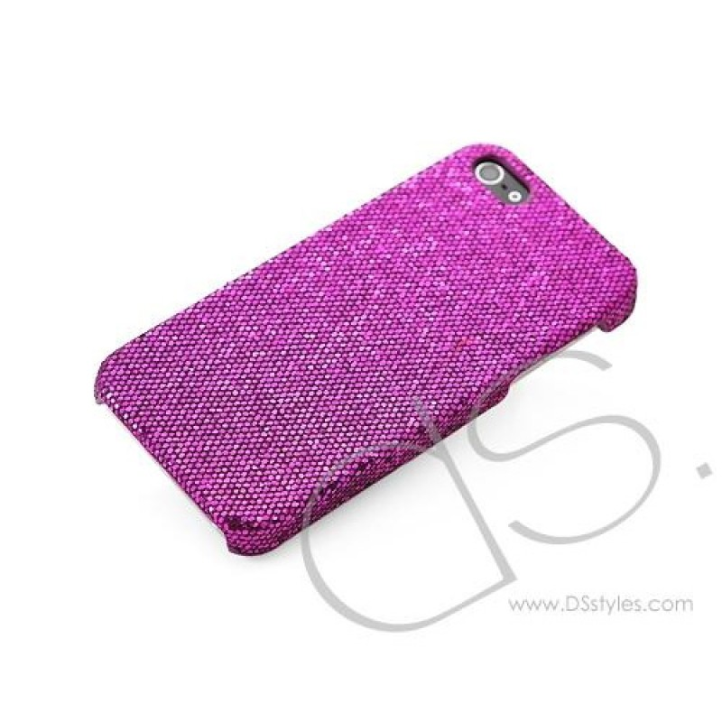DS. Styles Zirconia Series iPhone 5 Purple  - 2