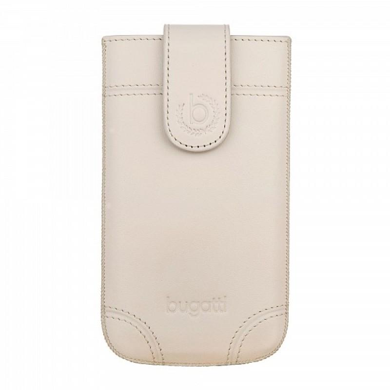 Bugatti SlimCase Dublin M/L White
