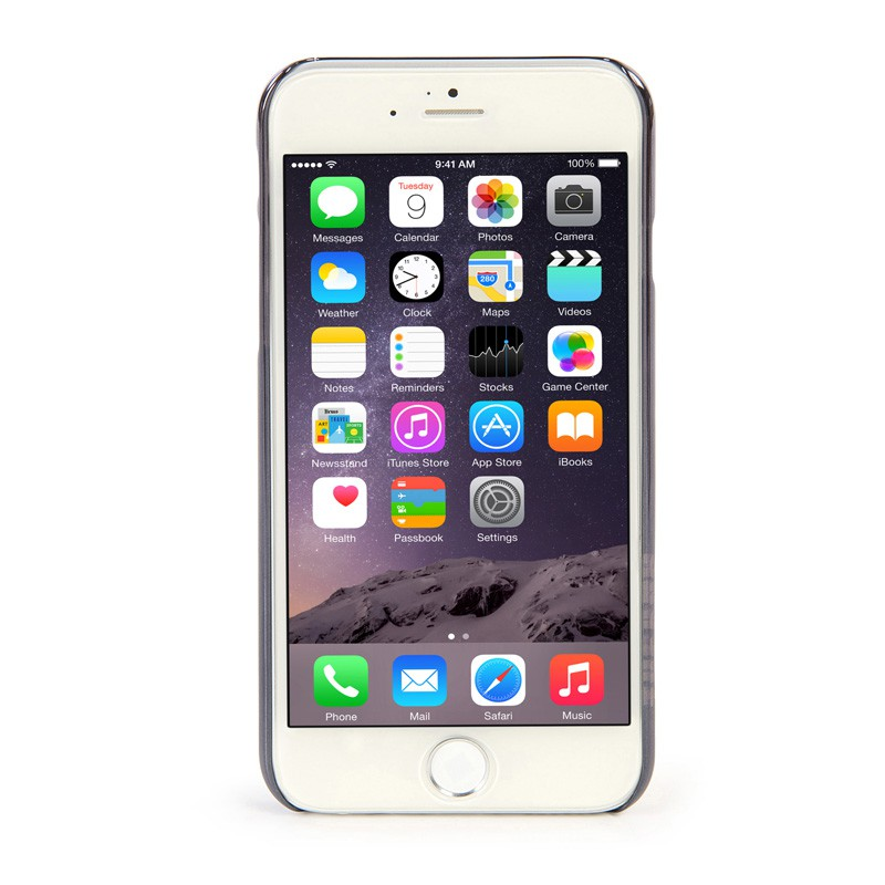 Tucano Elektro iPhone 6 Black/Clear - 2