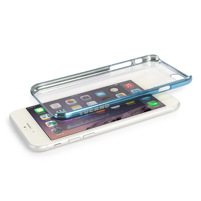 Tucano Elektro iPhone 6 Plus Blue/Clear - 3