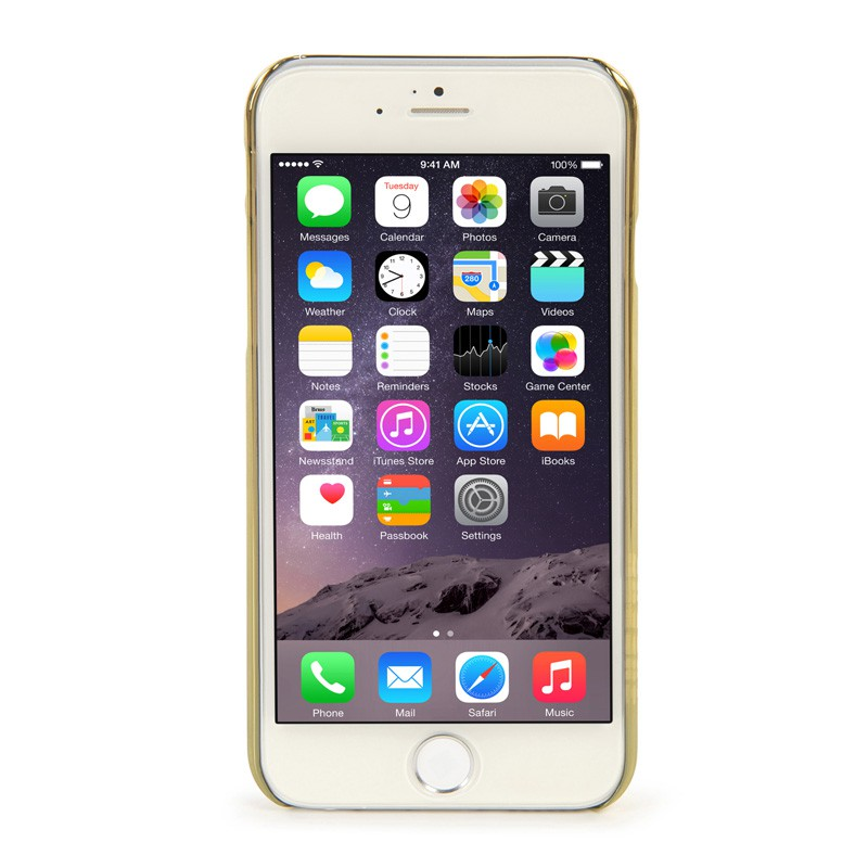 Tucano Elektro iPhone 6 Gold/Clear - 2