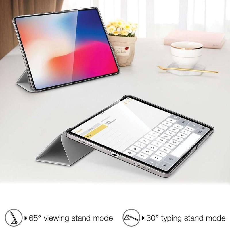 ESR Tri-folio Hoes iPad Pro 12.9 inch (2018) Silver 05