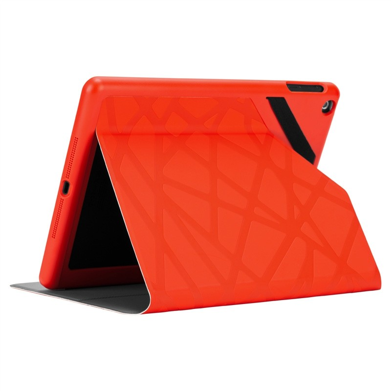 Targus Evervu Case iPad Air 2 Red - 2