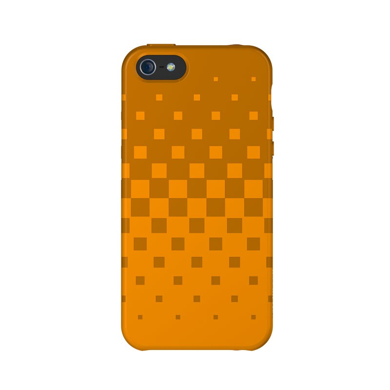 XtremeMac - Tuffwrap iPhone 5 (Orange) 03