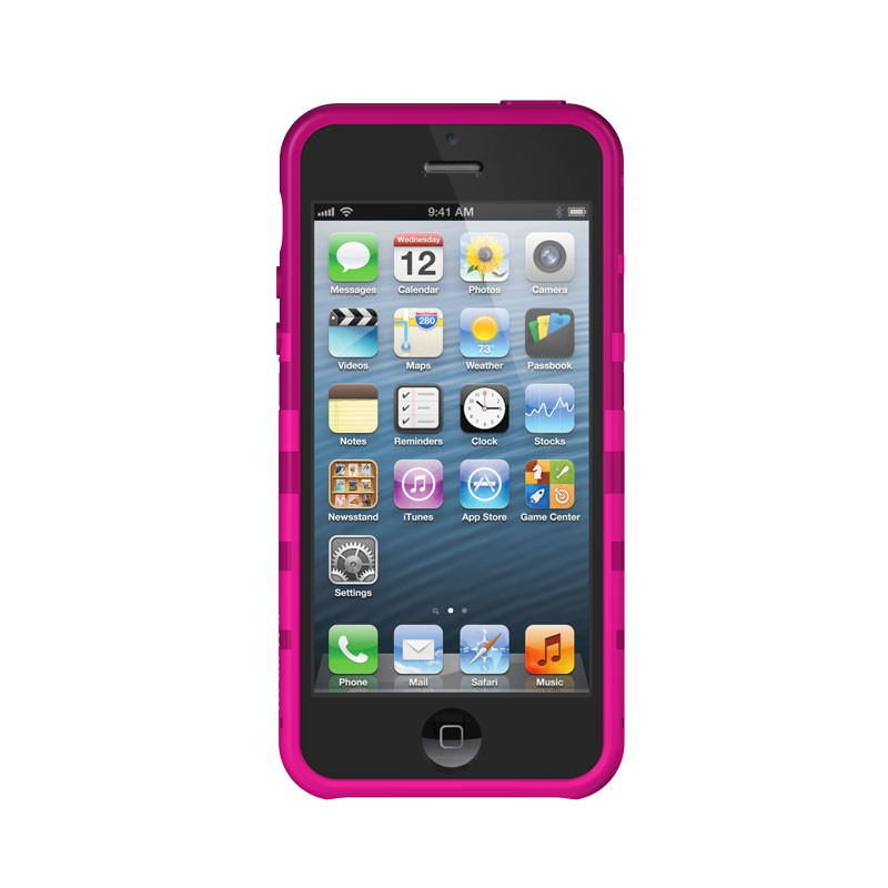XtremeMac - Tuffwrap iPhone 5 (Pink) 04
