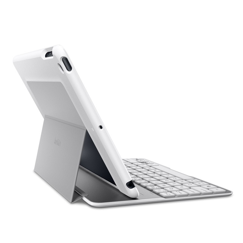 Belkin Ultimate Keyboard Case iPad Air White