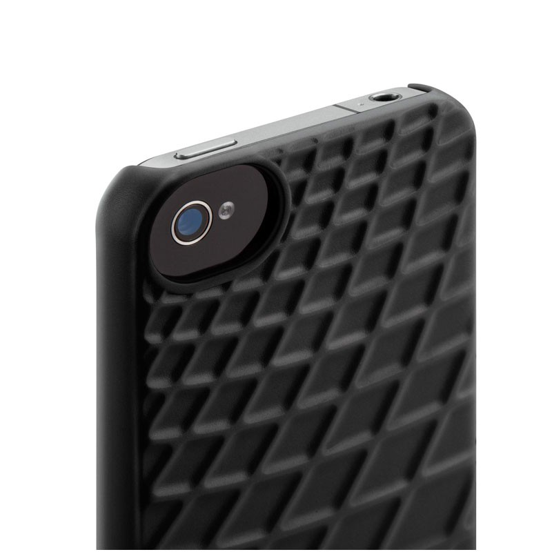 Meta 030 Case iPhone 4(S) Black - 3