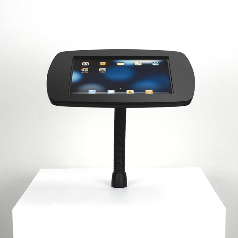 The Bouncepad - Smart, Simple, Secure iPad Stand  -  iPad Gooseneck Mount 10