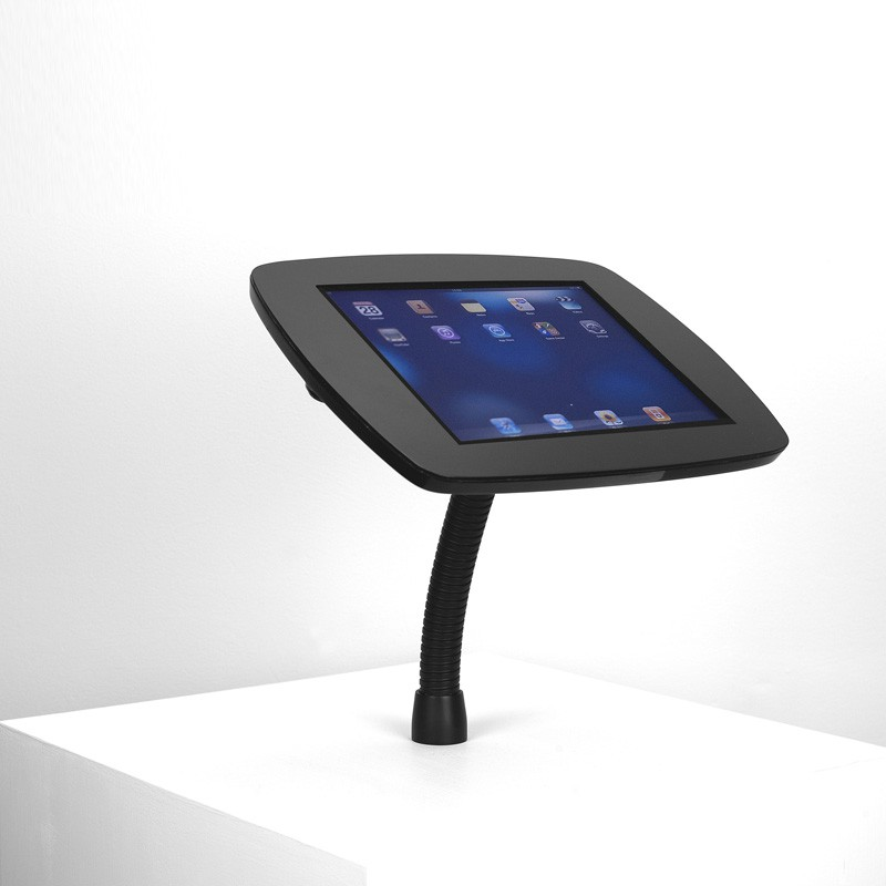 The Bouncepad - Smart, Simple, Secure iPad Stand  -  iPad Gooseneck Mount 12