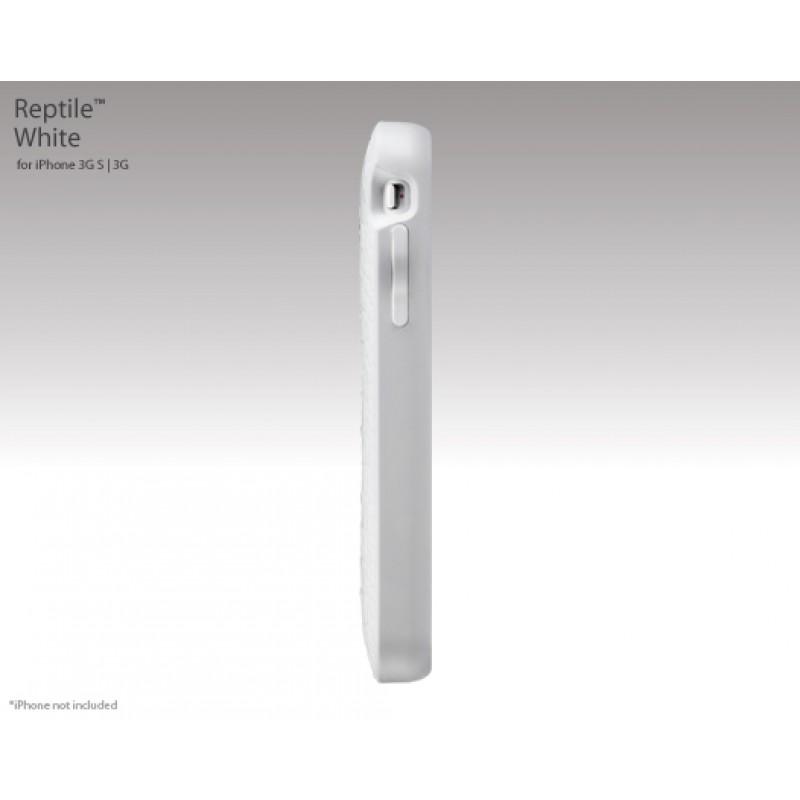 SwitchEasy Reptile iPhone Case White - 3