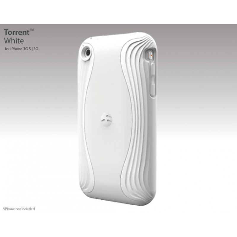 Switcheasy Torrent iPhone Case White - 1