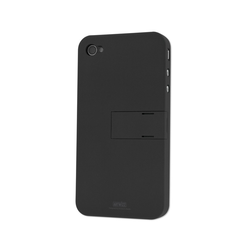 Artwizz - SeeJacket Clip iPhone 4(S) Black 01