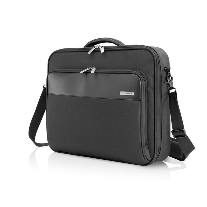 "Belkin Professionele 17"" Laptoptas Black 01"