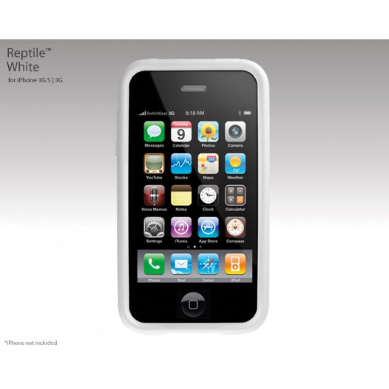 SwitchEasy Reptile iPhone Case White - 2