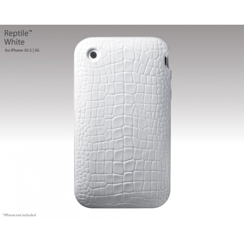 SwitchEasy Reptile iPhone Case White - 1
