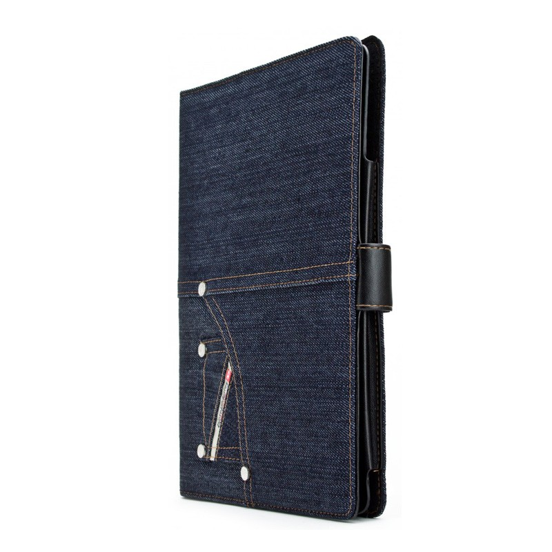 Diesel - Folio Case iPad 2 (Denim Blue Indigo) 02