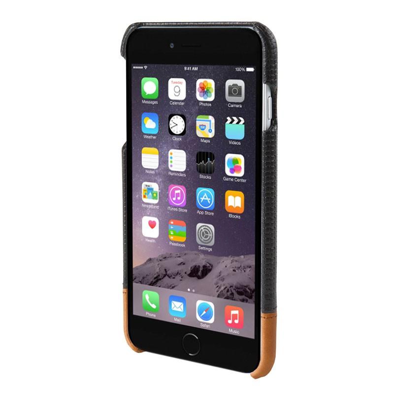 HEX Focus Case iPhone 6 Plus Black Woven - 2