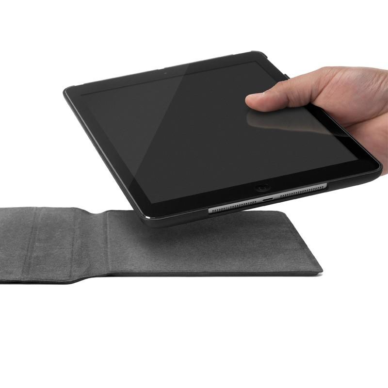Booq Magnetic Folio iPad Air Black - 8