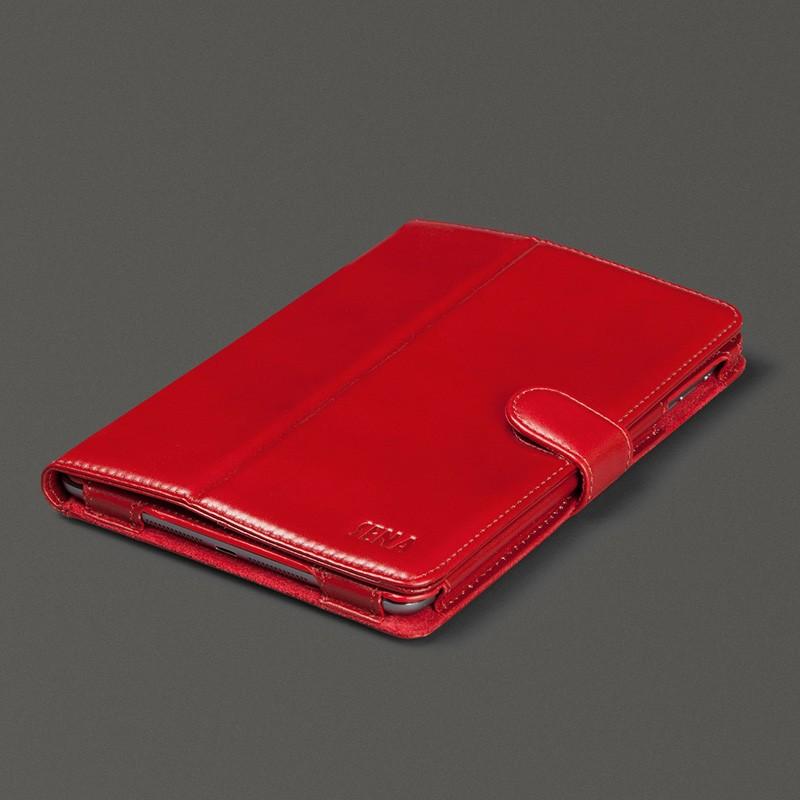 Sena Leather Folio iPad Mini 1/2/3 Red - 1