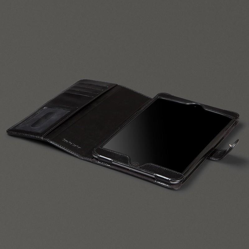 Sena Leather Folio iPad Mini 1/2/3 Red - 2
