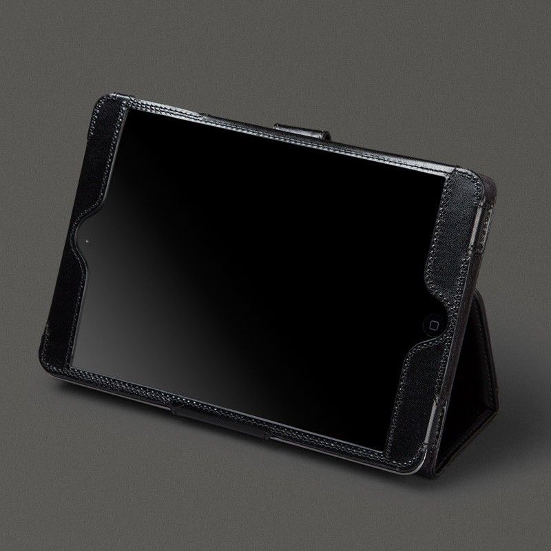 Sena Leather Folio iPad Mini 1/2/3 Red - 3