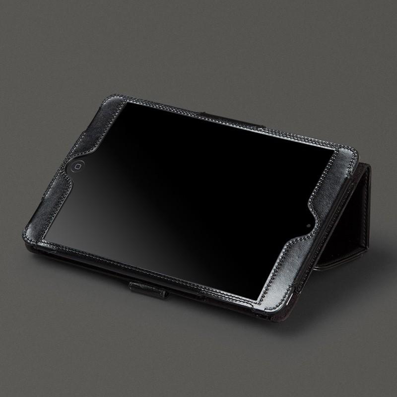 Sena Leather Folio iPad Mini 1/2/3 Red - 4