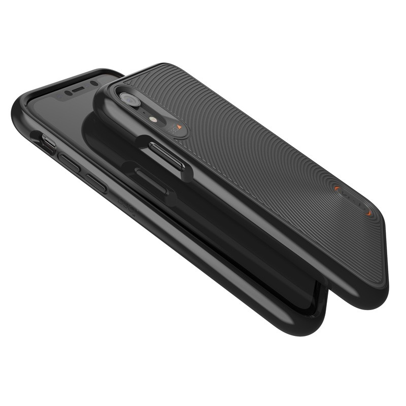 Gear4 Battersea iPhone XR Case Zwart 05