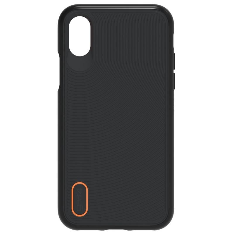 Gear4 Battersea iPhone X/Xs Hoesje Black/Orange 02