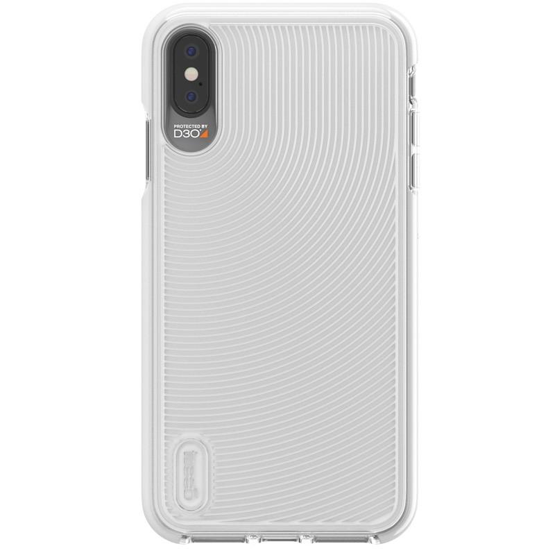 Gear4 Battersea Apple iPhone XS Max Wit 01