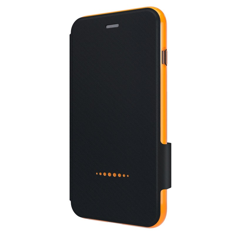 Gear4 3DO BookCase iPhone 6 Plus / 6S Plus Black/Orange - 3